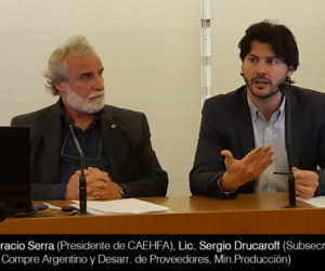 """CAEHFA tuvo participación en el evento """"PYMES D"""" impacto en el sector de equipamiento médico"""
