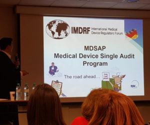 Marco Regulatorio Internacional del Equipamiento Médico y MDSAP