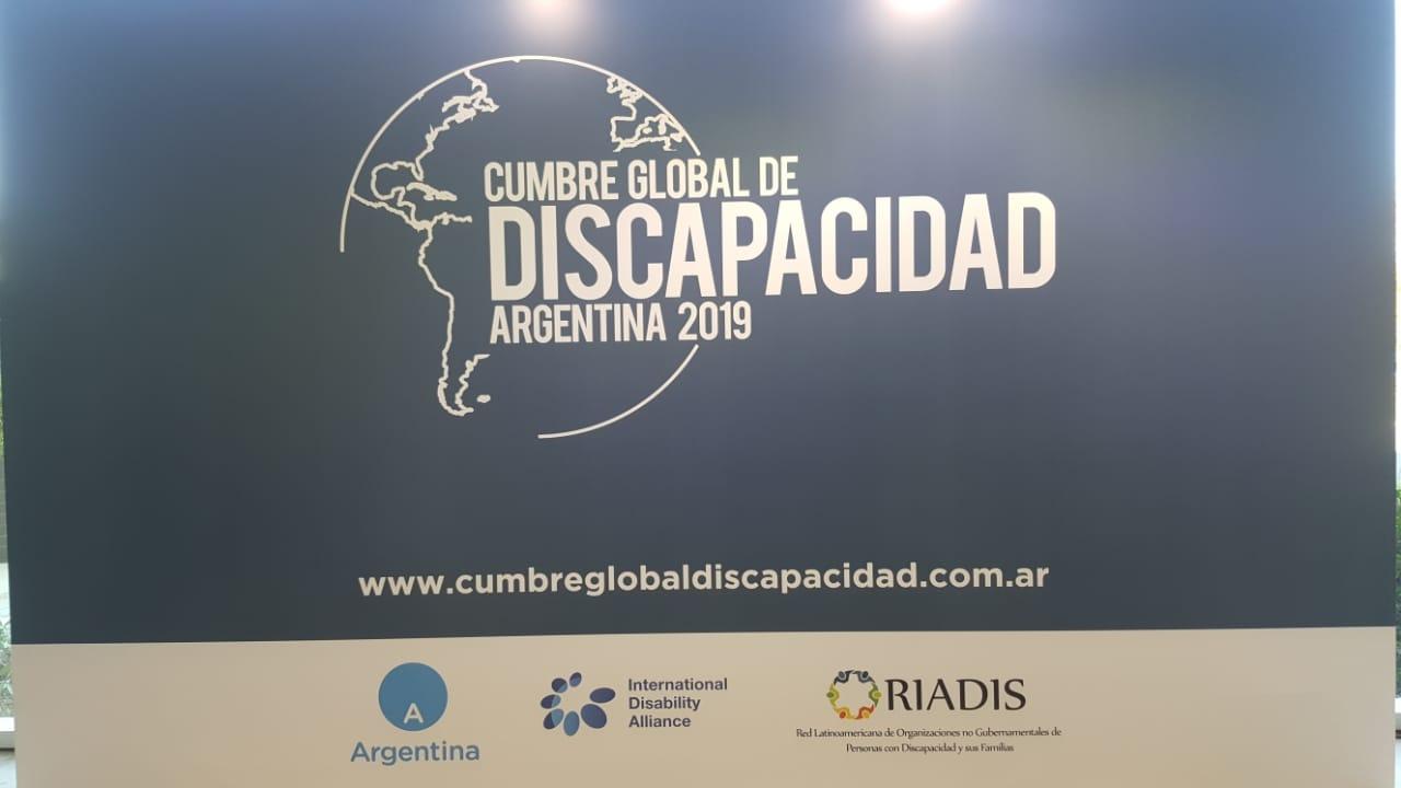 EXPO ORTOPÉDICA en el marco de la CUMBRE GLOBAL DE DISCAPACIDAD Argentina 2019