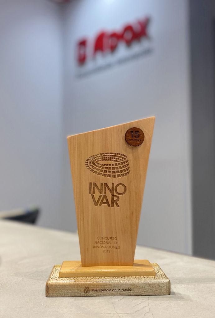 FELICITAMOS a nuestra empresa asociada ADOX, ganadora del Premio INNOVAR 2019