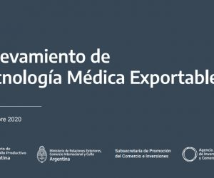 Mesa de Tecnología Médica Relevamiento de la Oferta Exportable del Sector OAA – AAICI – Min. Relac. Exteriores, Subsec. de Promoción del Comercio e Inverciones.