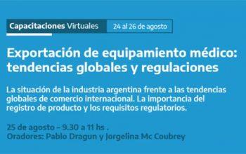 Exportación de equipamiento médico: tendencias globales y regulaciones