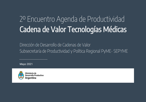 """CAEHFA participa en el segundo encuentro de trabajo de la """"Agenda Productividad"""""""
