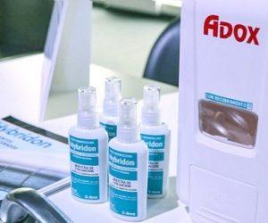 Celebramos el desarrollo conjunto de CONICET con nuestra empresa asociada ADOX
